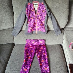 OshKosh B'gosh Girls Jacket and Pant Set NWOT